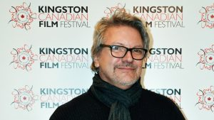 Film critic and writer Thom Ernst